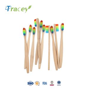 bamboo toothbrush High-end Hot selling eco friendly