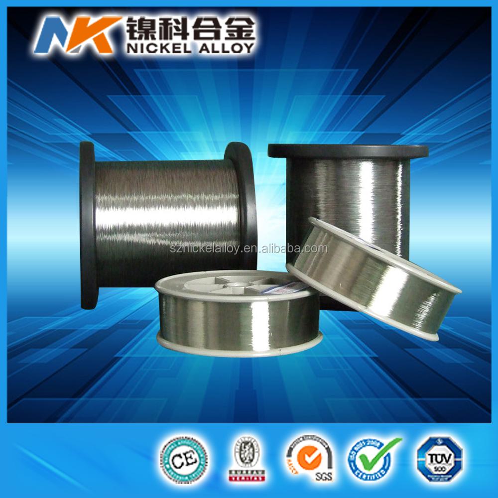 Manufacture 22ga 24ga 26ga 28ga 30ga 34ga Pure Nickel Ni200 Wire ...