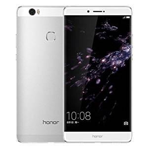 Huawei Honor NOTE 8 / EDI-AL10 32GB 6.6 Inch EMUI 4.1 Smartphone, Kirin 955 Octa Core 2.5GHz, 4GB RAM GSM & WCDMA & FDD-LTE (Silver)