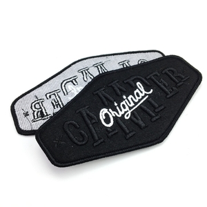 Embroidery Patches - 3D Puff Relief Custom Letters / Logos for Caps / Hats (Patch/Emblem/Badge/Label/Crest/Insignia)