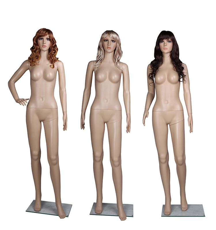 Mainly Serve For Europe And America Market Display Dolls Female