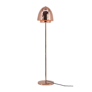 Double Shade Industrial Fancy Design Copper European Floor Lamps