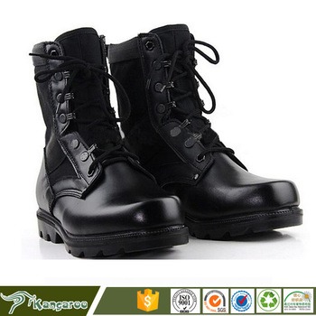 Fashionable genuine leather USA Army Tactical Military Jungle Safety Boots ed8b13bdcd2