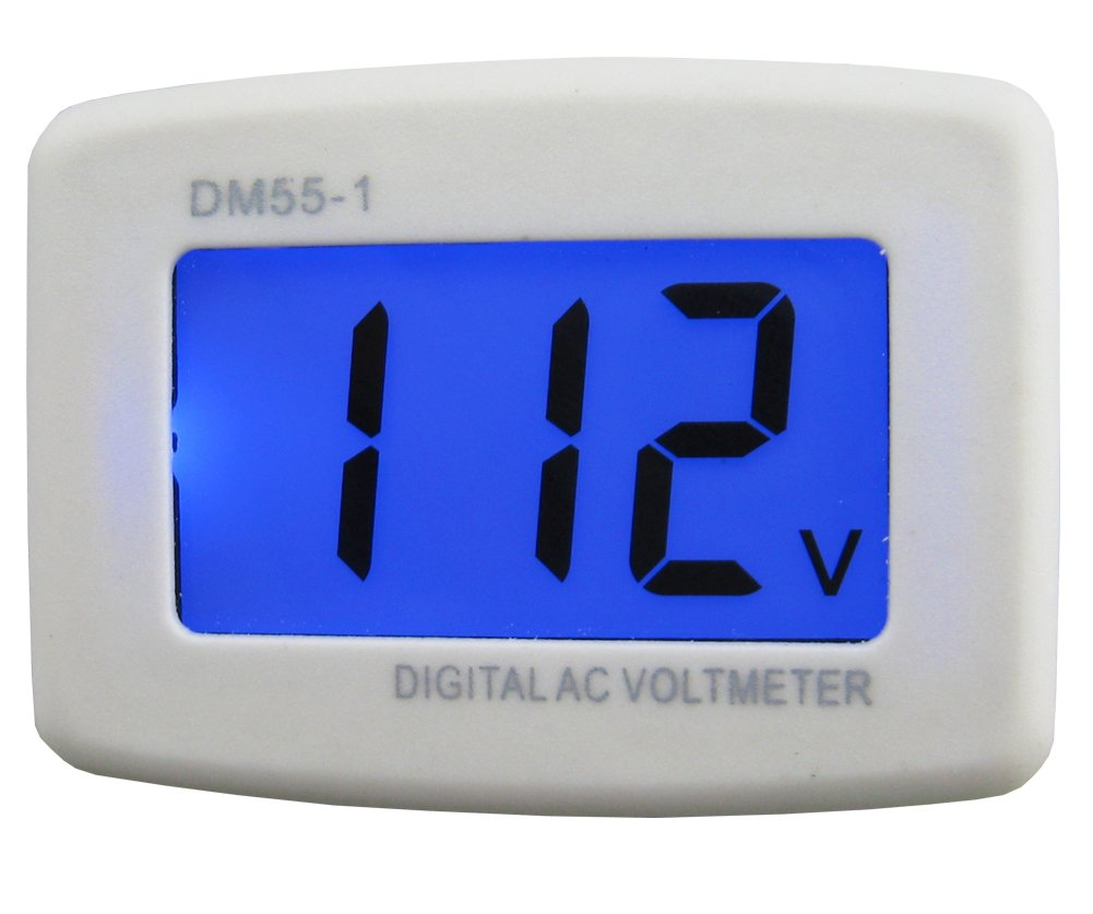 Cheap Plug In Voltage Tester Find Deals On Buy Circuit Testerelectrical Testerac Dc Get Quotations Yeeco Ac 80 199v Wall Flat Us Lcd Digital Voltmeter Volt Panel Meter