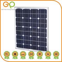 New Design chinese Monocrystalline Solar panel factory