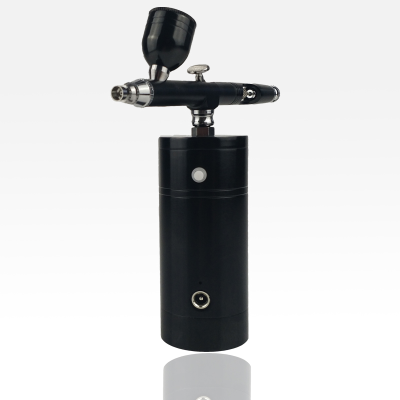 Silent 15-20PSI Wireless Airless Airbrush-Schablonen-Kit für drahtlose Schablonen