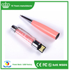 Crystal USB Pen Drive, Colorful USB Touch Pen, Stylus pen with Flash Drive