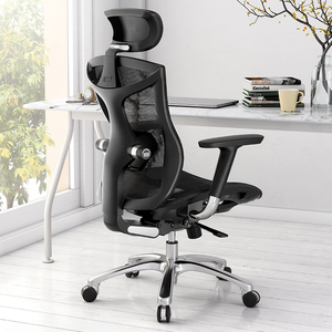 Office Chair Ergonomic Support With Advanced Design BIFMA certificate