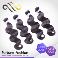Attractive And Durable Babe Human Myanmar Micro Link Weft Hair Extensions