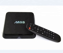 Quad Core Amlogic S812 Quad core <span class=keywords><strong>Cortex</strong></span> <span class=keywords><strong>A9</strong></span> 2 gb 8 gb H.265 Smart TV Box <span class=keywords><strong>Android</strong></span> TIG-M8S 4 k