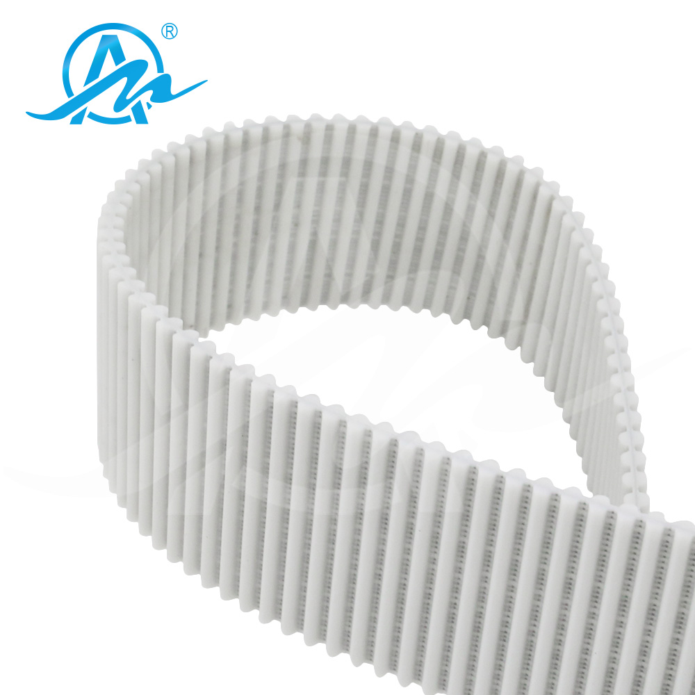 Double Sided Open End PU Timing Belt T Type