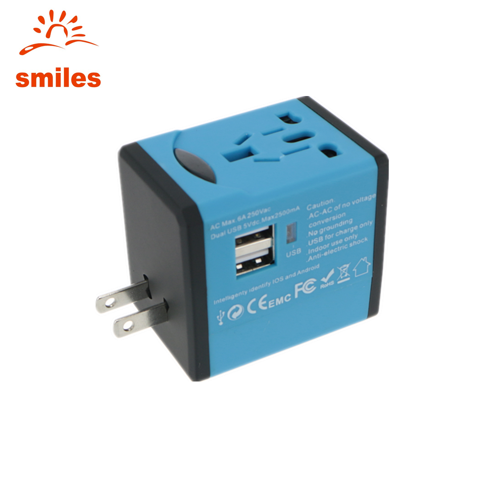 All In One Travel Adapter Converter <strong>Plug</strong> For US EU UK AU,Power Charger