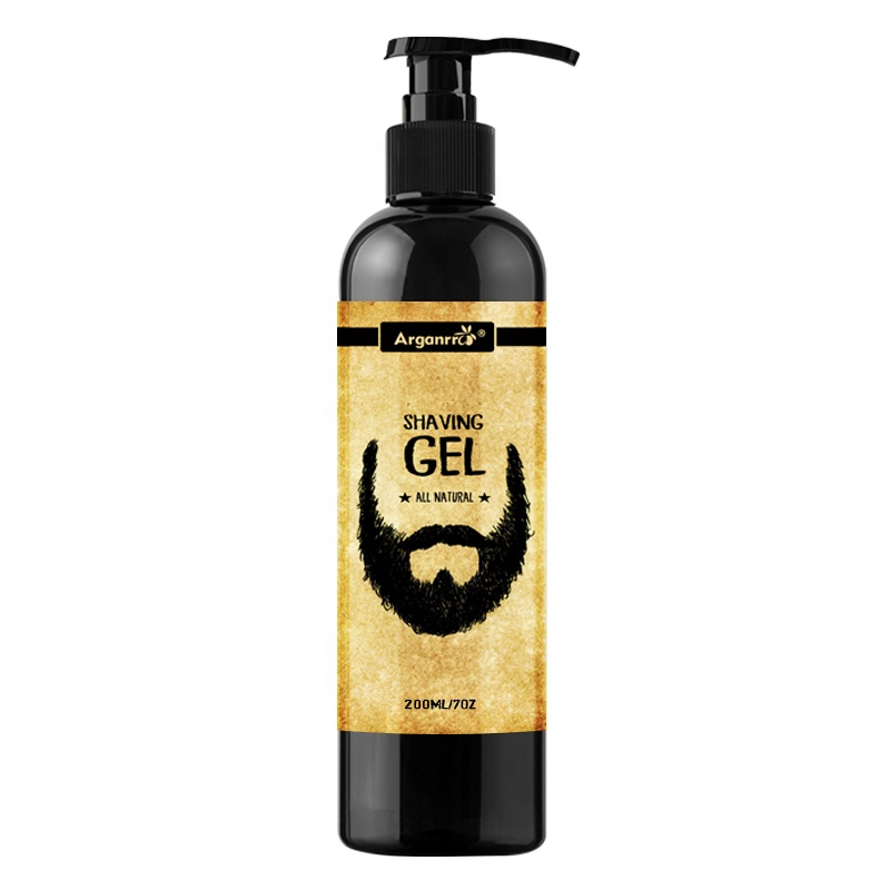 Create your brand edge womens shave gel for broken hair bed head