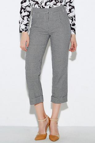 80f091b0a2 EY0333P nuevo de las mujeres 2016 de alta cintura elegante Oficina  Pantalones