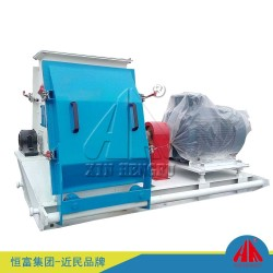 Corn Grinder SFSP56*40 Animal Feed Hammer Flour Milling Machine