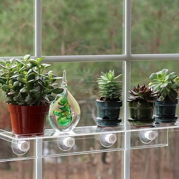 shelf is ideal for all of your plant needs! Succulents, Herbs, Bonsai trees, and small potted plants fit  made in shenzhen