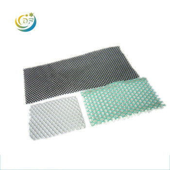 Fishing net mesh activated carbon filter