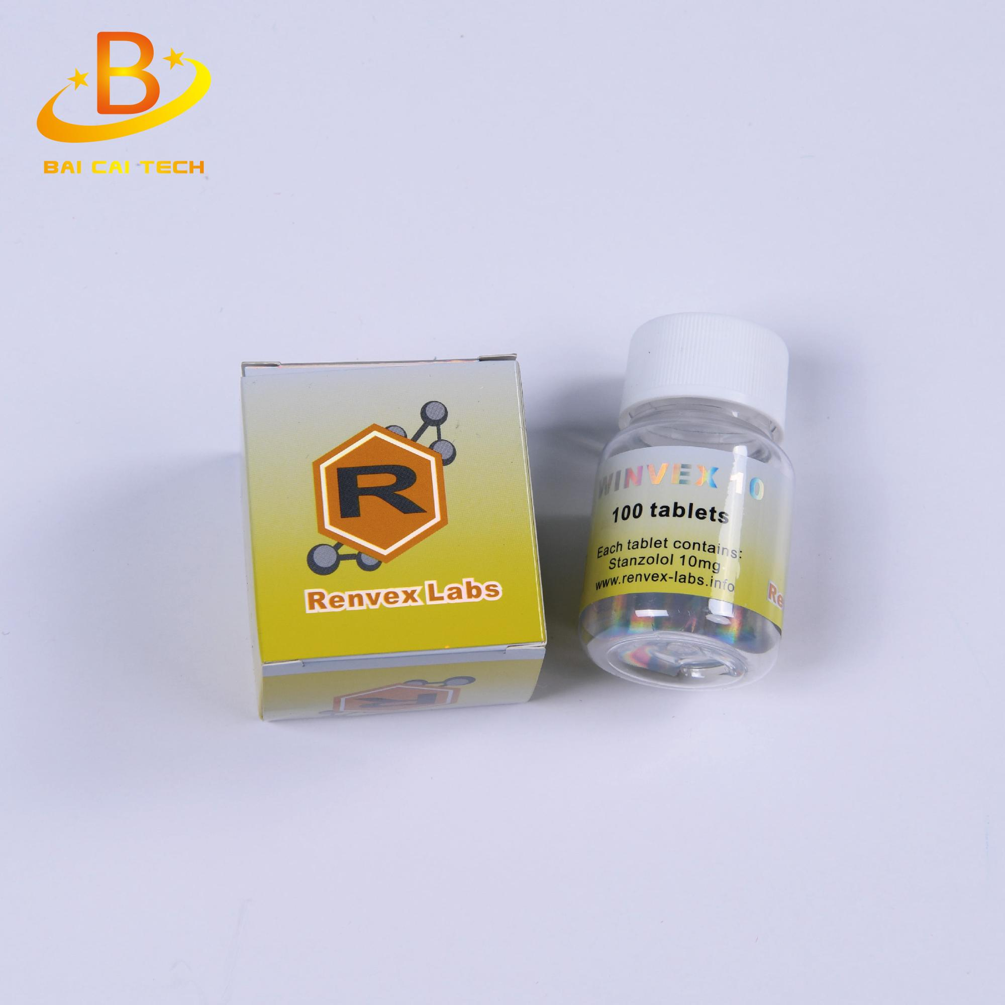 Amazing product 10ml holograom labael 10ml vial label with low price