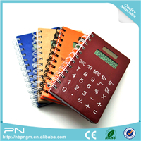 New Arrival Business Note Book Agenda Built-in Power Bank Notebook