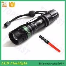200 Lumens Led Flashlight 18650 T6 Xml