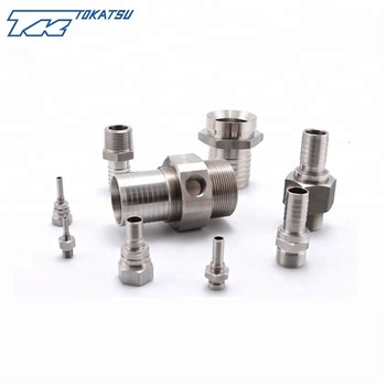 Custom industrial  parts stainless steel hydraulic  machine components