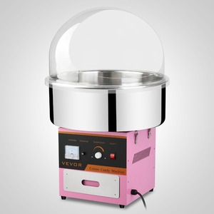 Cotton candy floss machine commercial automatic cotton candy machine for sale