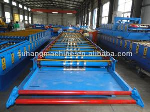 Hot sale! Corrugated Sheet Roof Roll Making Machine