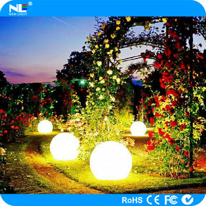 Led garden ball light for decoration/swimming pool/event/party/led grow light