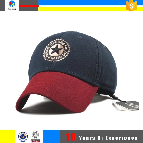 wholesale mens baseball cap embroidered