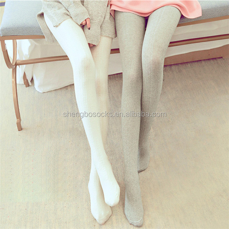 High quality spandex nylon compression leg slimmer female new style full cotton tube seamless pantyhose tights