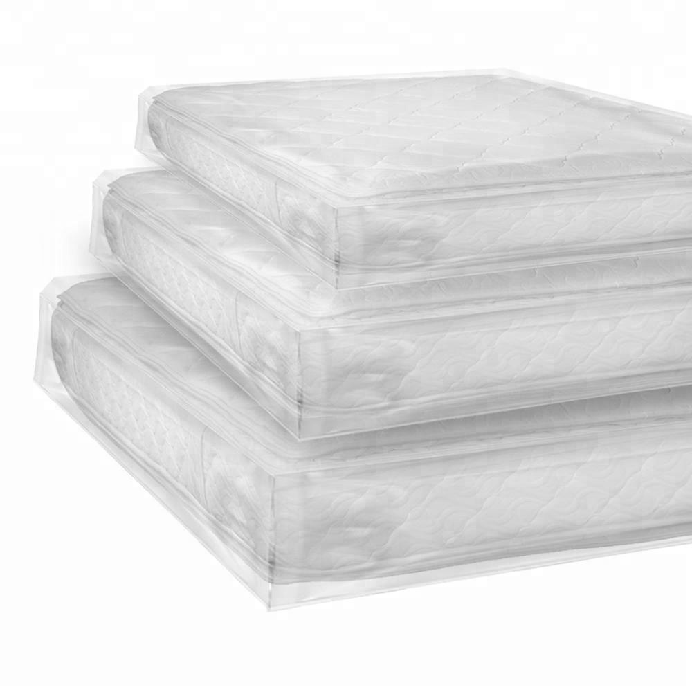 Plastic Furniture Mattress King Queen Twin Full Protection Covers