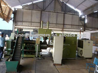 Y83-230 hydraulic metal scrap briquetting press