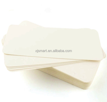 factory direct blank smart card,promotional top quality smart IC card with chip XB-1001