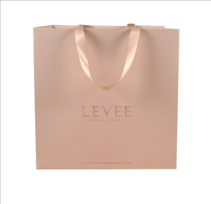 with handle Yiwu factory  big size paper bag custom bag paper bag logo printing