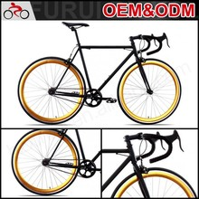 CE Approved 700C fixed gear bike for kids single speed fixed gear bicycle