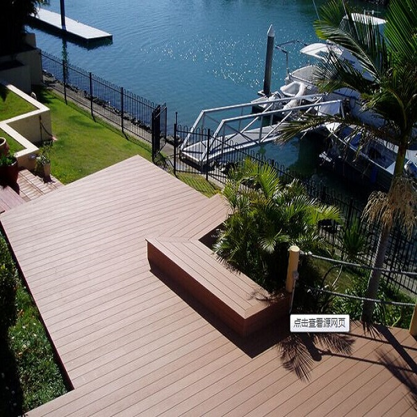 How to decorate a distinctive outdoor flooring? Just choose outdoor WPC board decking from China