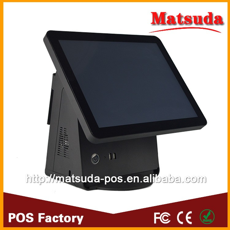 All In One Touch Screen Restaurant Android Pos System,Food ...