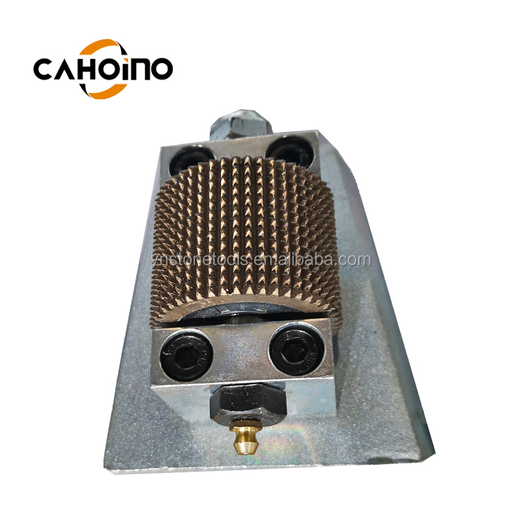 Double Layer marble sandblasting Diamond Alloy Bush Hammer Tool