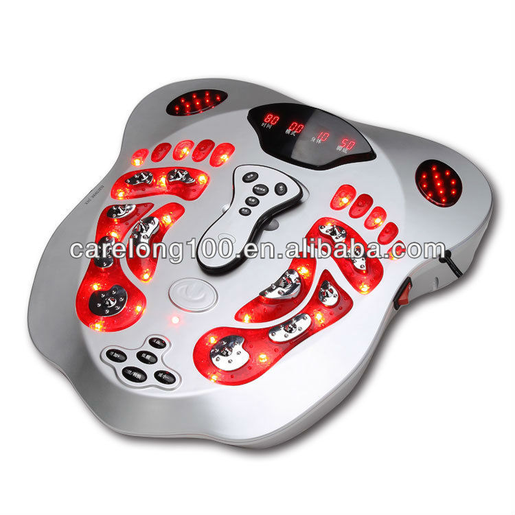 High Quality Newest Infrared Impulse Foot Massager