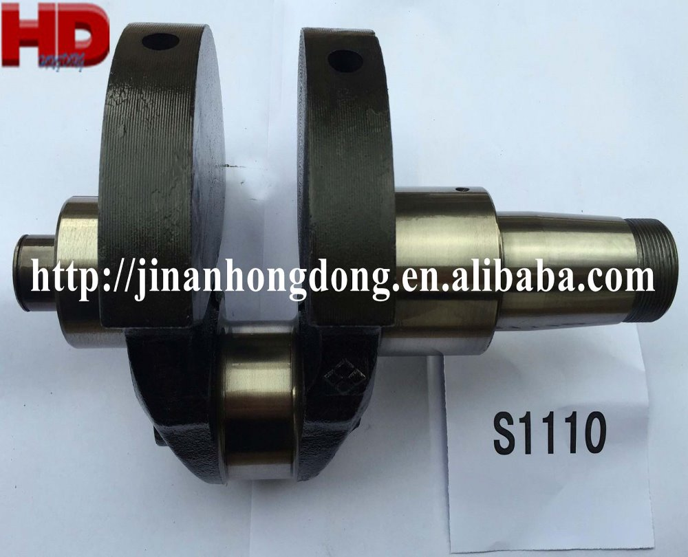 SF-S1110 Diesel Engine Crankshaft for Sifang Brand Walking Tractor
