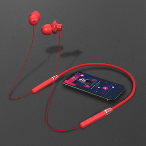 HE05 neckband earphones, blue tooth headphone neckband bluetooth headset