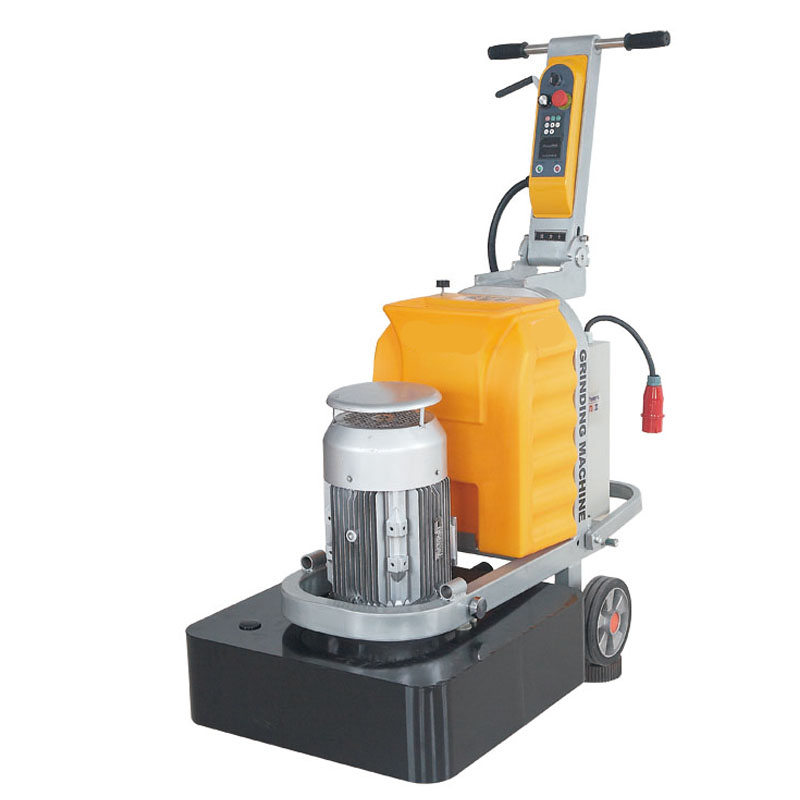 12 heads concrete floor grinding polishing machine