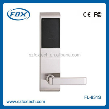 Hotel Room Card Lock Systemfrench Door Locking Systemssmart Card