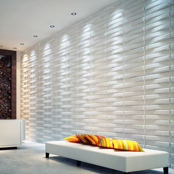 Decorative Fibre Interior Wall Coating