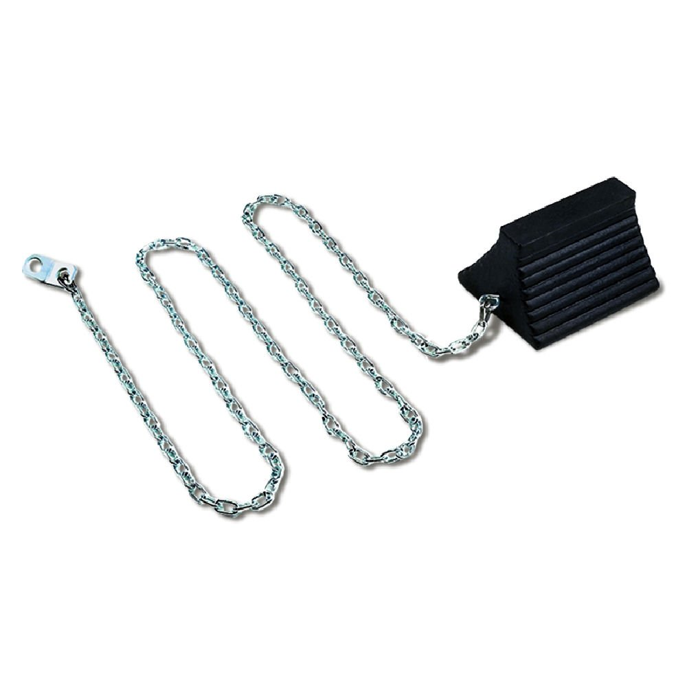 Roadblock MS1602-5-15 Zinc-Plated Heavy Duty Dock Chain with Hardware, 800 lbs Load Capacity, 15' Length