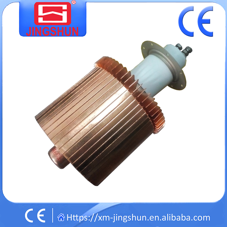 High frequency welding machine oscillation tube