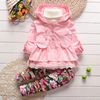 Lovely Child Knitted Fabrivc Type Surplus Casual Wear Sets Buy Direct From China Factory
