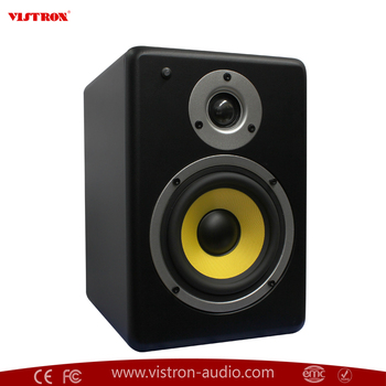 High Quality Mini Portable Wireless , BT Monitor Active Speaker