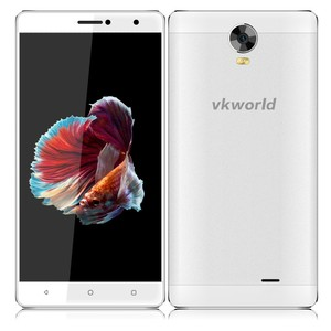 Wholesale vkworld T1 6 inch Quad Core RAM 2G ROM 16G 5MP+13MP Camera 3G Big Screen Mobile Phones Price PK Techno Mobile Phone