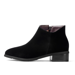 11f3b9c8e6d China Black Bootie, China Black Bootie Manufacturers and Suppliers ...